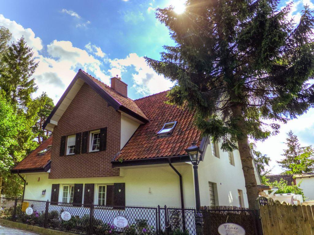 Hotel Fisher House w Sopocie